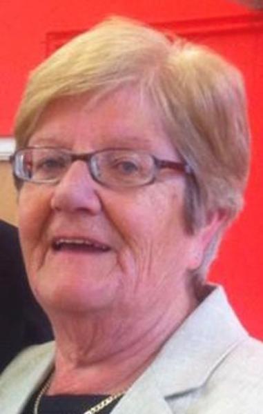 Maura McCartan (nee Molloy)