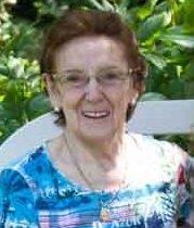 Mary McGowan (nee Clarke)