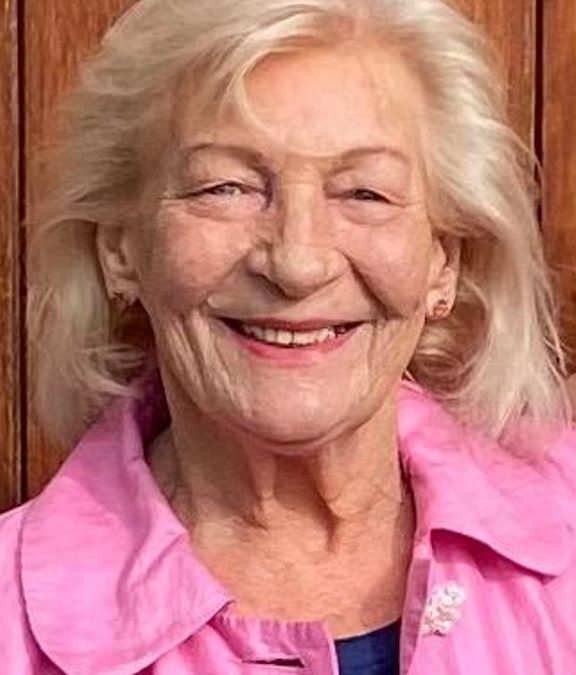 Joan Gunning (nee Leonard)