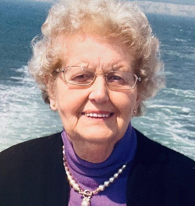 Eleanor Frances Wills (née Bourke)